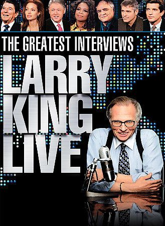 - Larry King Live: Greatest Interviews Collection 3-Disc