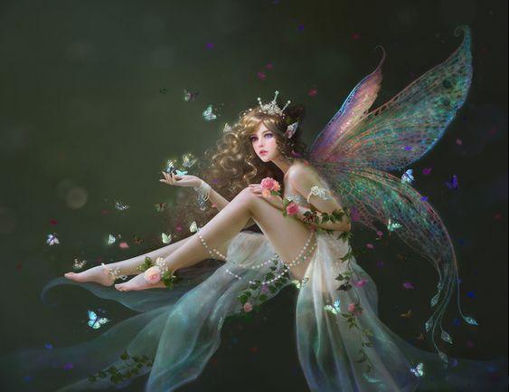 Isa by ruoxin zhang | Fantasy | 2D | CGSociety