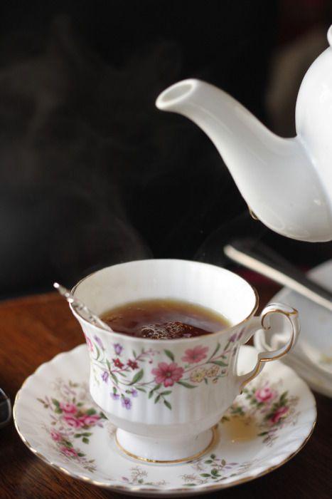 English tea time :)