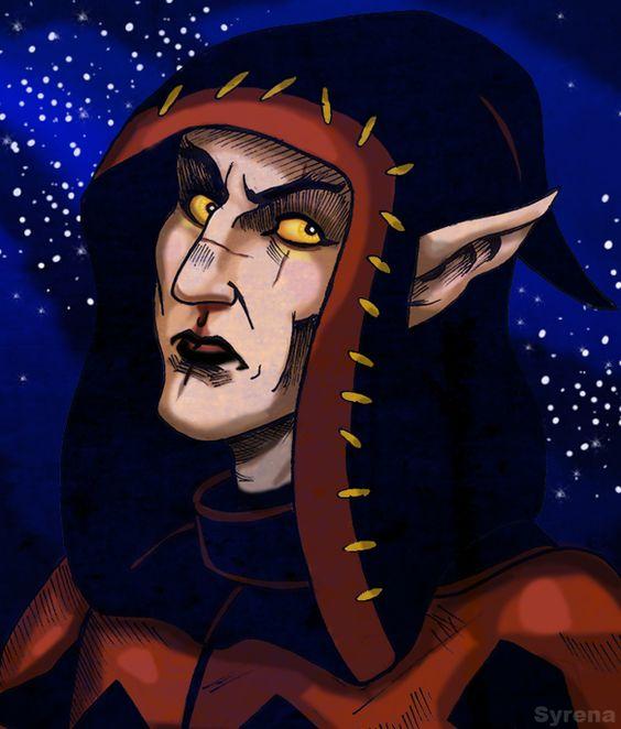 Cevenor Vampire Lord by SlayerSyrena on DeviantArt