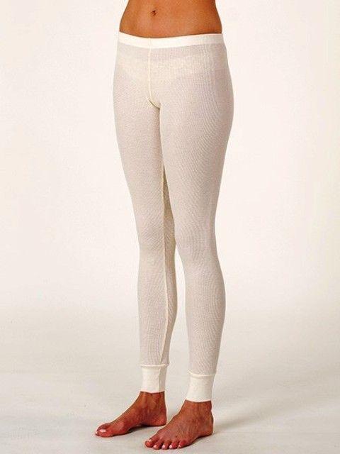 Women's certified organic cotton Long Johns. Made in USA ...