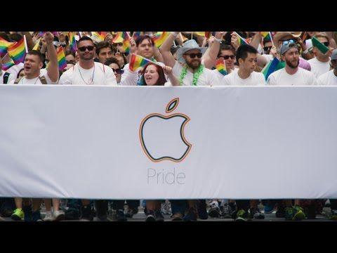 Apple comparte el vídeo de la Pride Parade en donde participaron 8.000 empleados, familiares y amigos - http://www.actualidadiphone.com/apple-comparte-el-video-de-la-pride-parade-en-donde-participaron-8-000-empleados-familiares-y-amigos/
