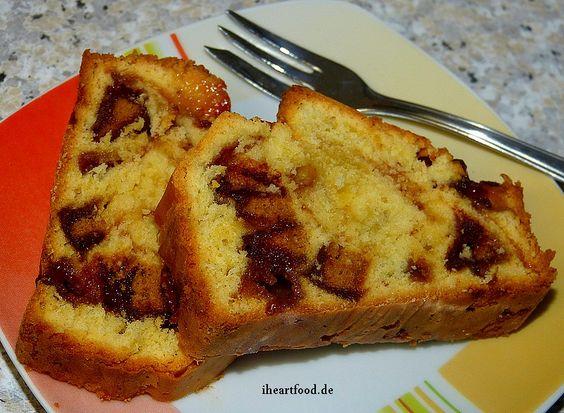 Dominostein-Kuchen