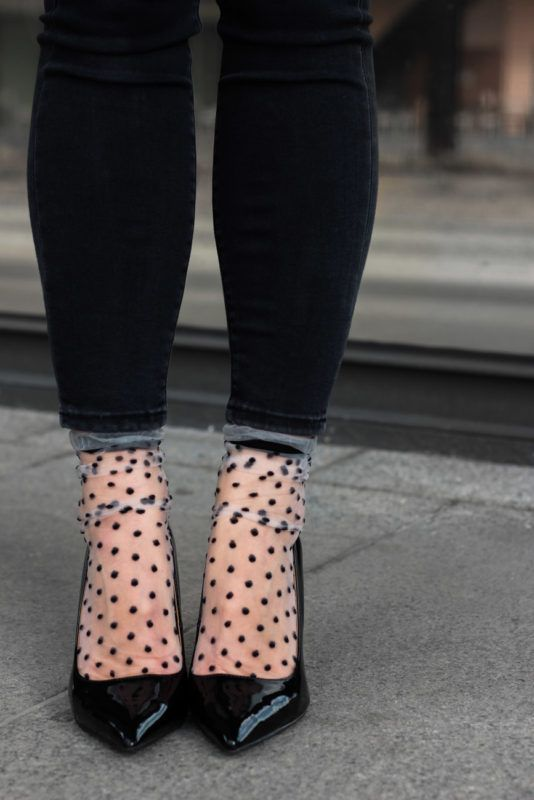 Outstanding Shoes With Socks