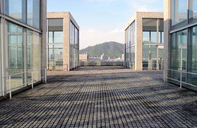 Nagaragawa Convention Center, Gifu Japan (1995)   Tadao Ando