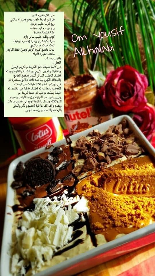 Pin By Dr Nabaa On Deserts Food Vegetables Deserts