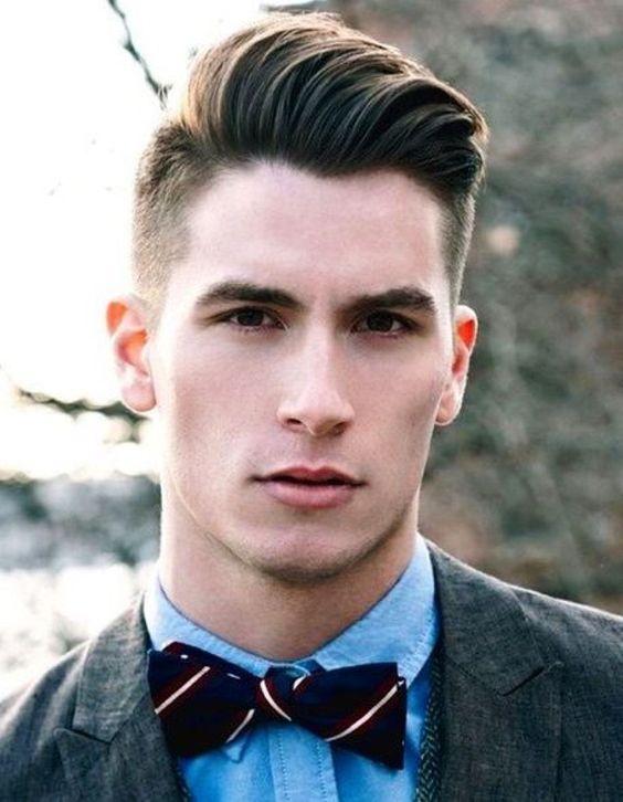 Miraculous Men39S Haircuts Short Fine Hair And Fine Hair On Pinterest Hairstyles For Men Maxibearus