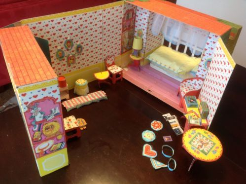 Skipper Dream Room 1964 House Barbie Mattel Beatles W