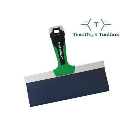 Details About Usg Sheetrock Tools Matrix 10 Blue Steel Taping Knife Sheetrock Steel Tool Box