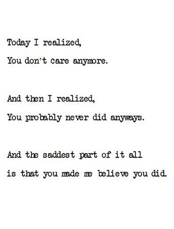 """Fool me once shame on you. 