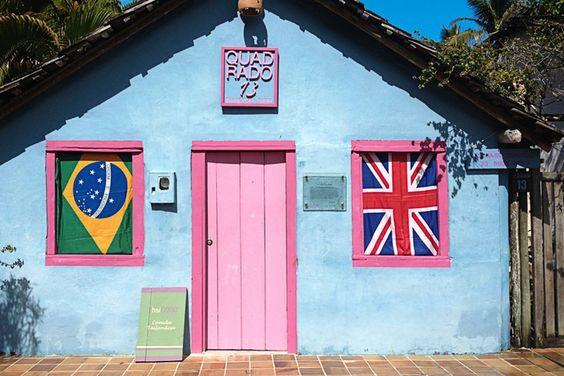 Thaicoso, a restaurant on the Quadrado. 13 Praça São João, Quadrado; 011-55-73-9905-8405