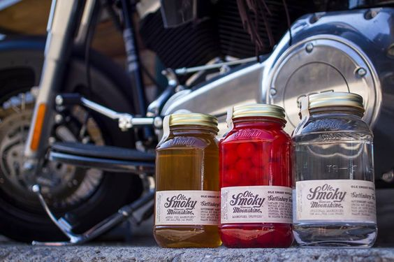 Ole Smoky is excited for Sturgis Motorcycle Rally this year! Swing by Sturgis Liquor Store to pick up a jar and check out our latest merchandise! Shine responsibly! Ride responsibly! #Motorcycle #Sturgis