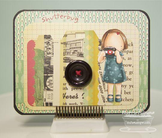PI Little Shutterbug - Sherrie Siemens
