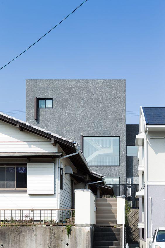 Y House in Japan by Tsushima Design Studio