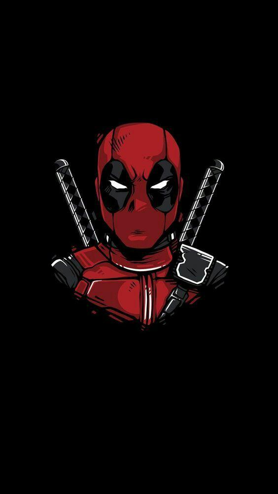 Pin By Hanako On Supergeroi Deadpool Art Deadpool Artwork Avengers Wallpaper