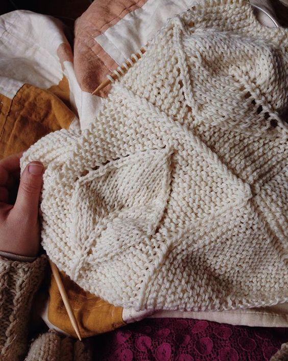 white knit, brown day ✨