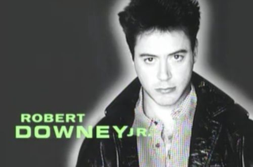 Young RDJ