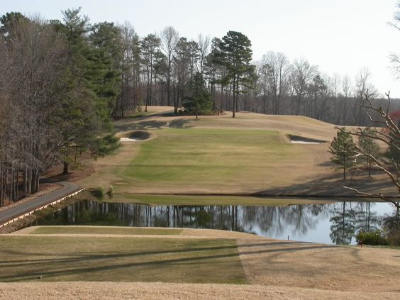 CC of Spartanburg Photo Tour (hole #18 posted)