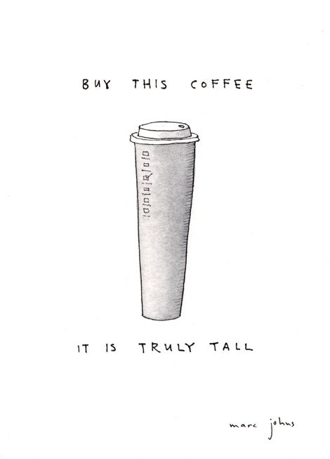 buy this coffee