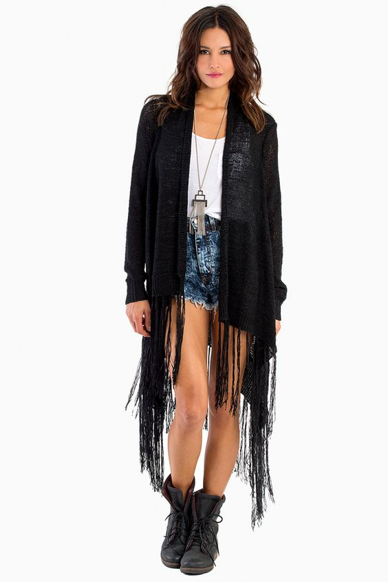Fringed kimono... LOVE I need this to live!!!!!!