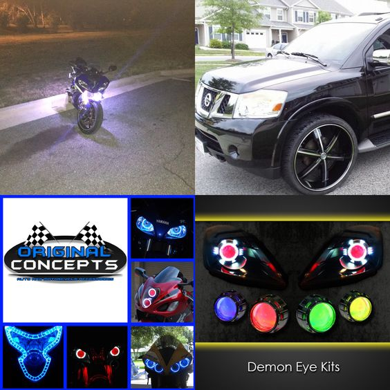 ORIGINAL CONCEPTS AUTO AND MOTORCYCLE ACCESSORIES. BEST ACCESSORIES AT THE BEST PRICES