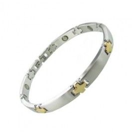 """Magnetic Therapy Bracelet """"Lithos"""" by U-Style"""
