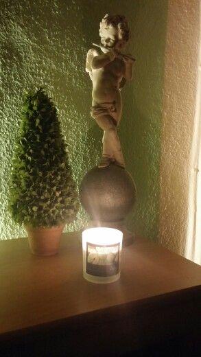 Kerzen testen mit Apfelduft...herlich #Kerzen#duft#wohlfühlen http://www.utasstuebchen.jimdo.com