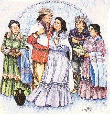 Cherokee Wedding