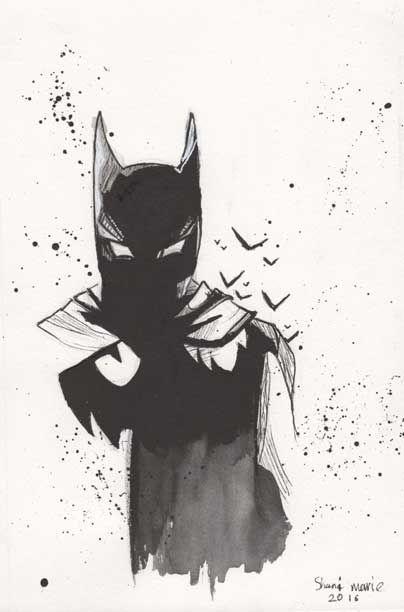 Batman by Shani Marie