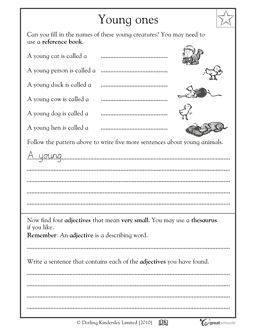 Worksheets Language Arts Worksheets 4th Grade 4th grade language arts worksheets free delwfg com activities and reading on pinterest