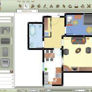 Desenhar planta de casa online