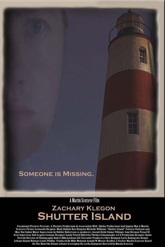 My Shutter Island poster!