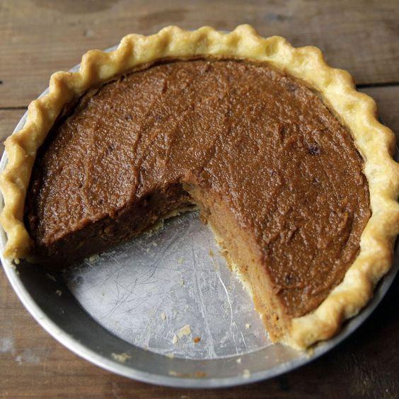 Buttermilk Sweet Potato Pie Recipe on Food52 recipe on Food52
