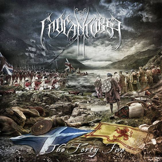 Image result for album art Cnoc An Tursa: The Forty Five