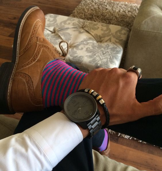 Got to love dress socks from express #greatlook #expresssocks #shoes #watch