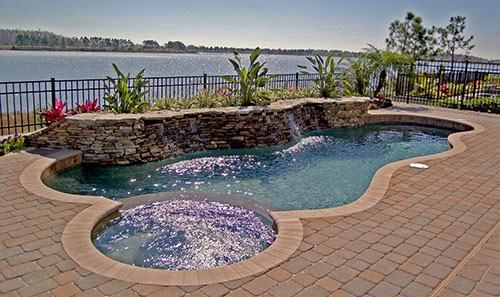 Types Of Pools Design Dining Room Woman Fashion Decoration