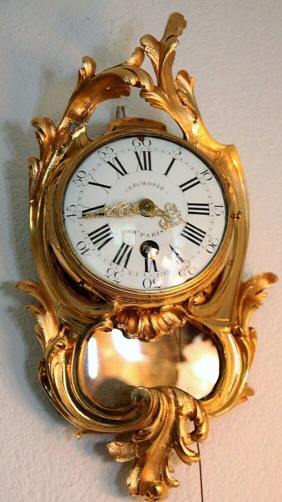 2 Uhrwerk Anhänger in antik Bronze