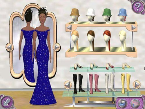 Barbie Fashion Show For Pc