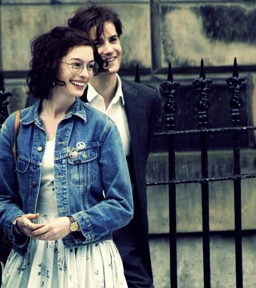 Anne Hathaway & Jim Sturgess In One Day