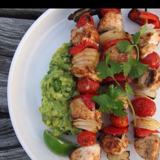 ... chicken kebabs | Food | Pinterest | Mark Bittman, Chicken Kebab and