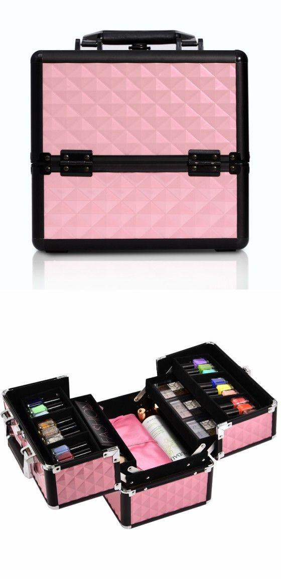 Pin On Makeup Organization Ideas Bag Case Vanity