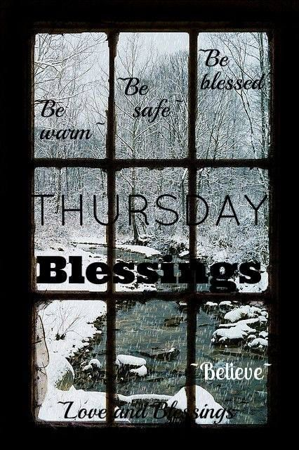 Have a blessed Thursday! ❤️