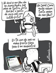 Redes sociais! Mto úteis!