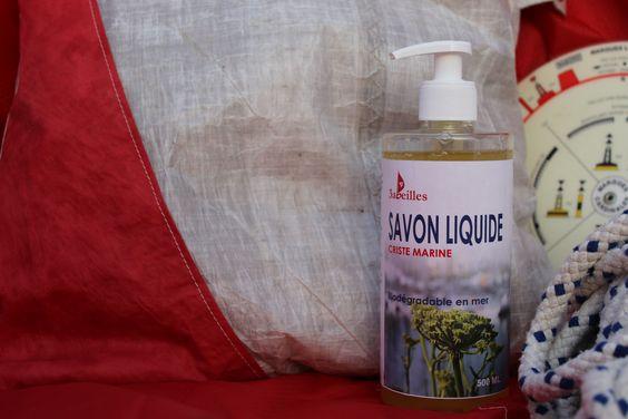 Savon Liquide Bio Criste Marine Gamme Accastillage Solibio