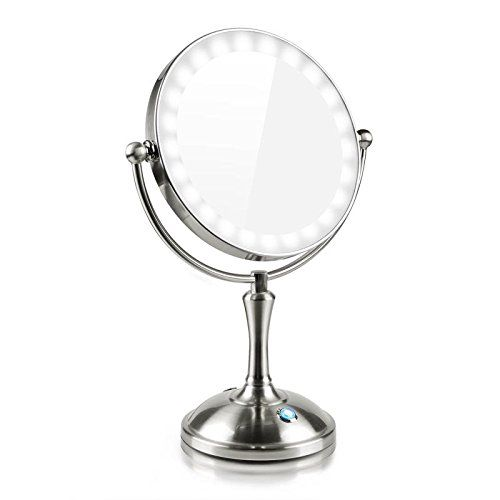 Makeup Mirror With Lights Lighted Makeup Mirror Led Vanity Mirror