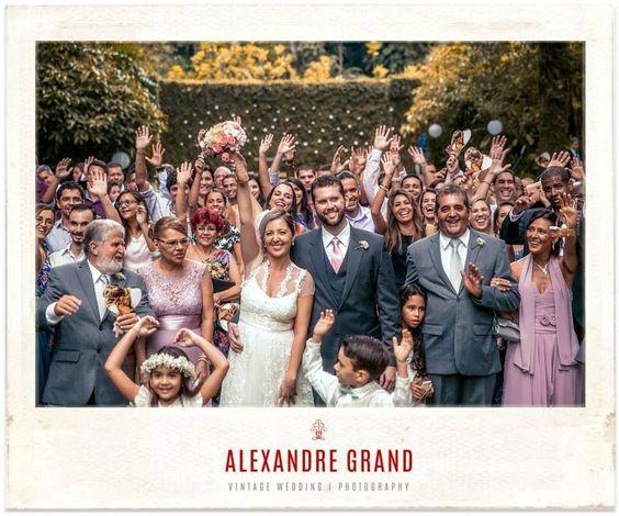 Bem-me-quero, bem-te-quero!: Casamento da Bruna e do André