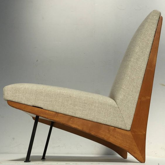 French U0027Kangourouu0027 Lounge Chair, 1950 | From A Unique Collection Of Antique  And