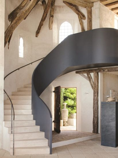 Treppen, Stahl and Treppe on Pinterest