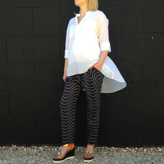 Joseph Shirt which is in sale with M,i.H trousers and sanchita wedges