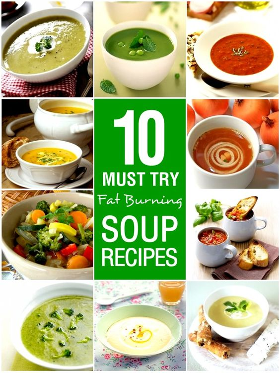Soup is ideal for #weightloss diets. I have compiled a list of fat burning #soups that will make #dieting easier.